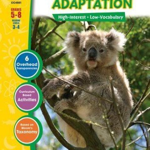 """""""Ecology & The Environment Series: Classification & Adaptation"""""""