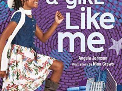 """""""A girl like me """" by Angela Johnson"""