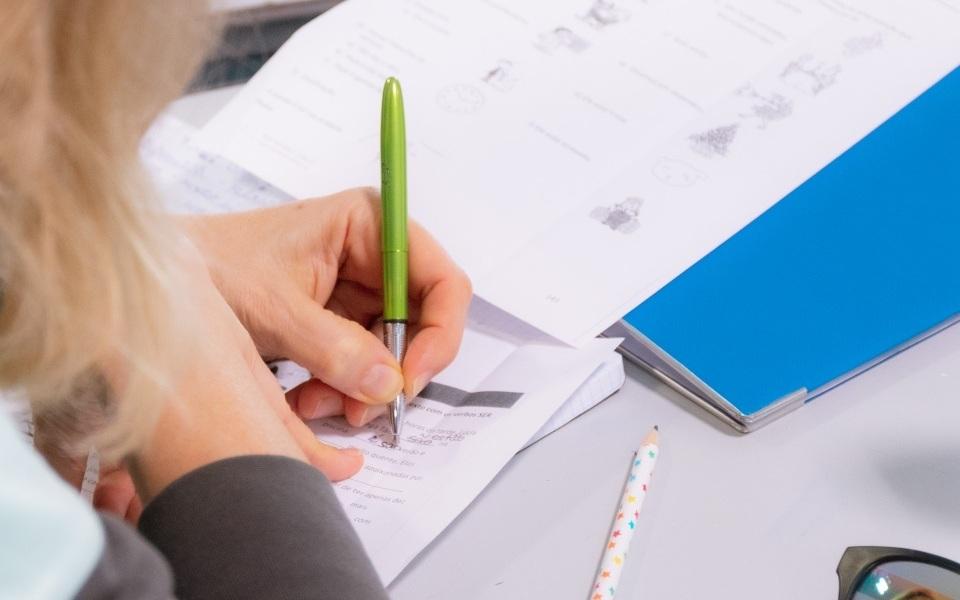 Melhore a sua pontuação nos SAT