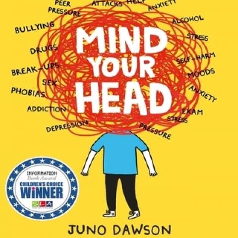 """Mind your head"" por Juno Dawson"