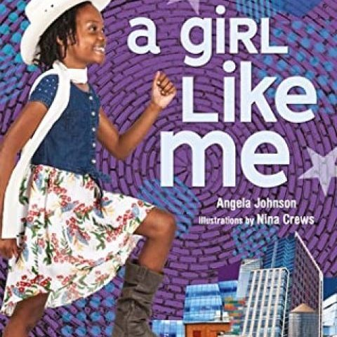 """A girl like me "" de Angela Johnson"